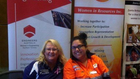 Women in Resources Photo 1