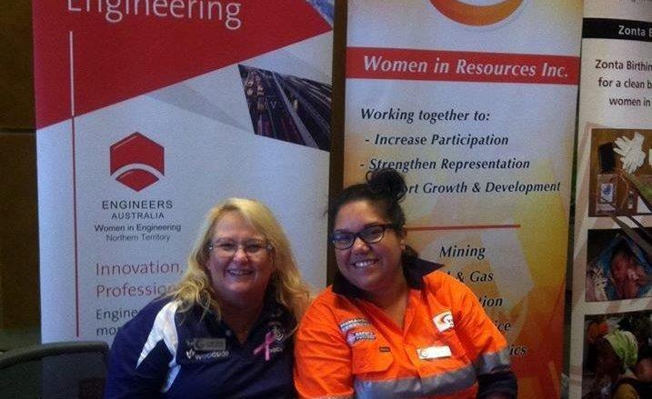 Women in Resources